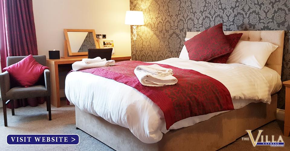 The Villa Express Hotel Lancashire