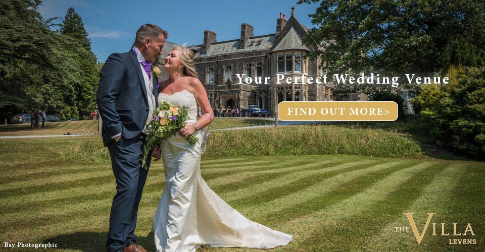 The Villa Levens Large Wedding Venue in Lancashire