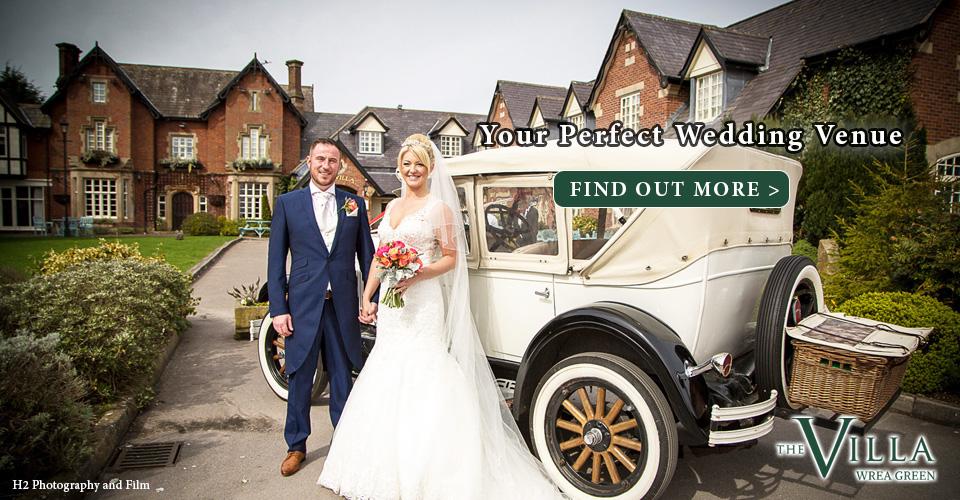 The Villa Wrea Green Wedding Large Venue Lancashire
