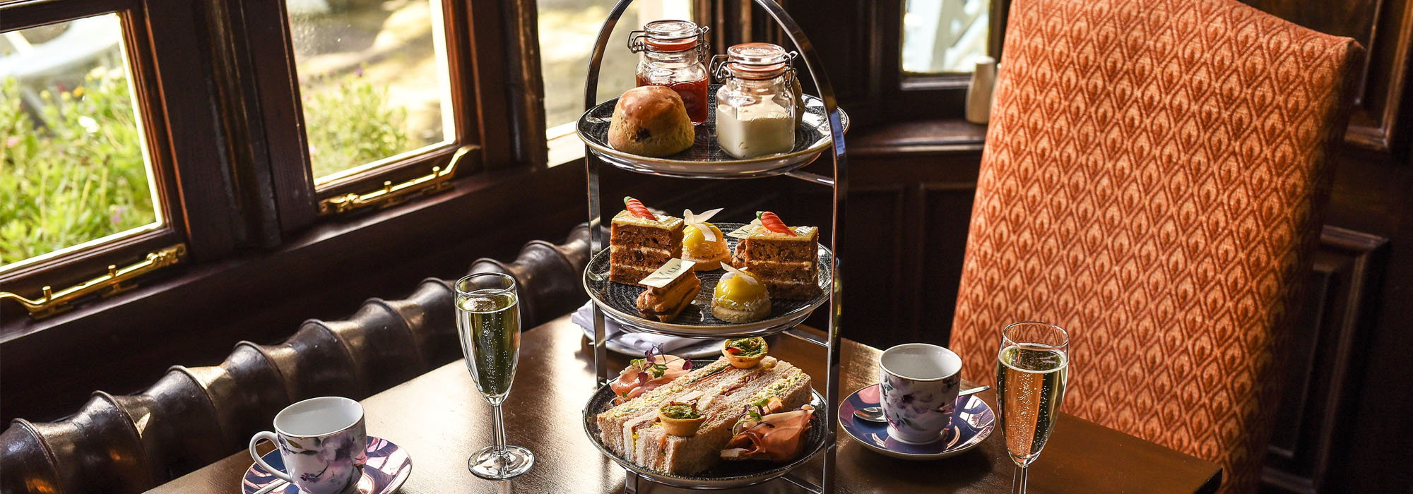 Afternoon Tea in Lancashire near me